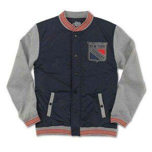 New York Rangers American Needle Large Jacket